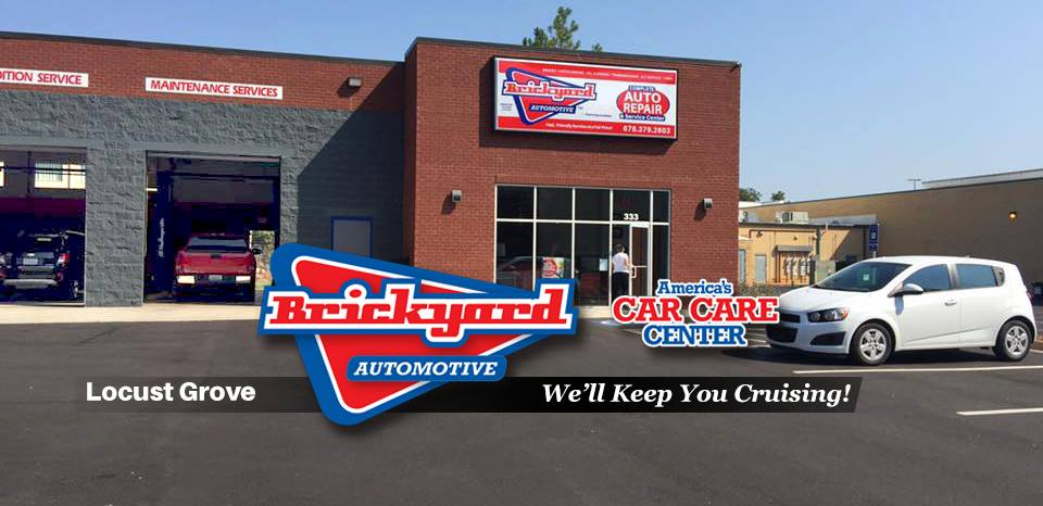 Btickyard Automotive Locust Grove Car Care Center